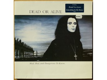 Dead Or Alive - Mad, Bad, And Dangerous To Know (LP 1987)