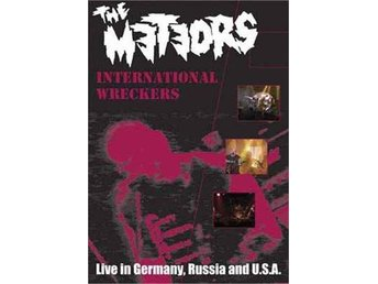 Meteors - International Wreckers - DVD NY