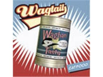 Wagtails - Cat Food - CD