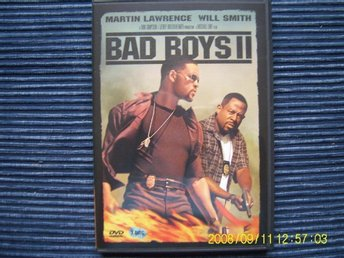 DVD - Bad boys 2 (2-disc)