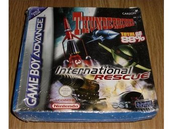 GBA: Thunderbirds International Rescue (ny)