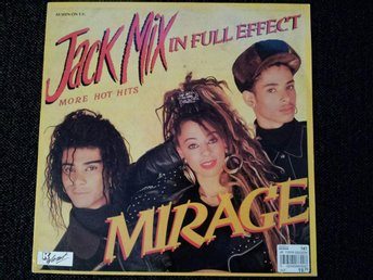Mirage (12) – Jack Mix - In Full Effect ( KWEST 2050 )