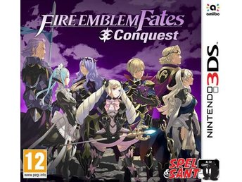 Fire Emblem Fates Conquest (Bergsala UK4)