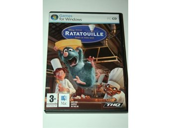 RATATOUILLE - DISNEY-PIXAR - (2 DISC PC-SPEL)