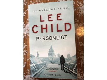 Lee Child Personligt