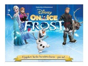 4 biljetter, Disney on Ice, FROST, Malmö - Staffanstorp - 4 biljetter, Disney on Ice, FROST, Malmö - Staffanstorp