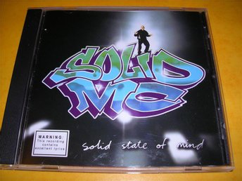 SOLID MC - solid state of mind + MELODY RAP  (cd)