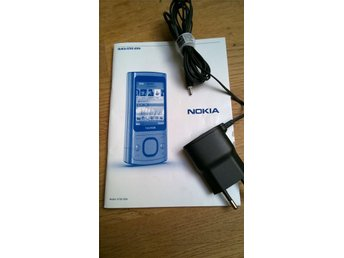 Nokia 6700 Slide Manual samt Nokia originalladdare - Nacka - Nokia 6700 Slide Manual samt Nokia originalladdare - Nacka