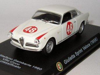 Alfa Romeo Giulietta Sprint Veloce ... RALLY - Vällingby - Alfa Romeo Giulietta Sprint Veloce ... RALLY - Vällingby