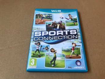 Wii U  SPEL .. Sports Connection  -