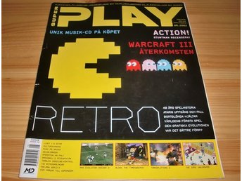 Spelmagasin: Super Play nr 78