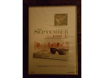 The September Issue DVD NY OCH INPLASTAD
