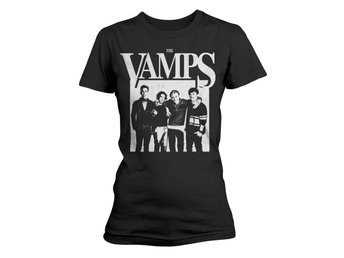 VAMPS, THE GROUP UP T-Shirt - Medium