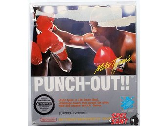 Mike Tysons Punch-Out (inkl. Skyddsbox & Bergsala)
