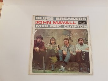 Blues Breakers John Mayall With Eric Clapton LK 4804 Mono
