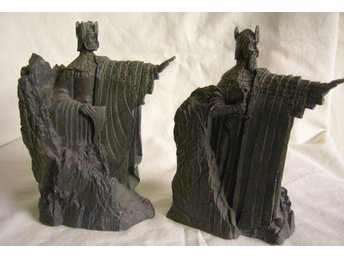 The Argonath 2 st skulpturer, The Lord of the Rings