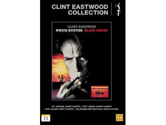 Clint Eastwood Collection White Hunter Black Heart 1990 DVD Drama