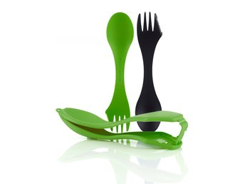 LIGHT MY FIRE SPORKS´N CASE 2-pack SPORKS