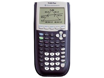 Texas Instruments TI-84 plus
