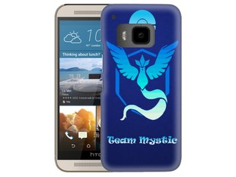 HTC One M9 Skal Team Mystic