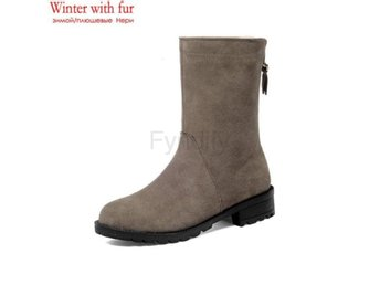 Dam Boots boots women size 34-43 camel with fur Size 39