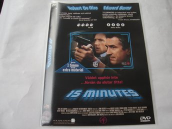 DVD-15 MINUTES *Robert DeNiro, Edward Burns*