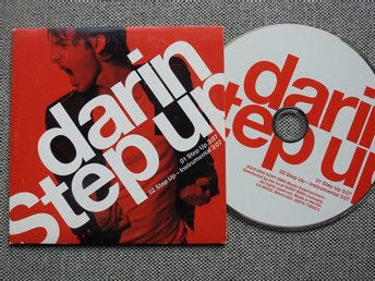 Darin - Step Up CD Singel (pappfodral) 2005