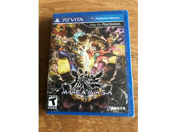 Muramasa Rebirth Playstation VITA PS