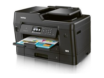 Brother MFC-J6930DW A3 Färg- Kopiator, -Scanner, -Printer, Fax, Duplex, WLAN, 25