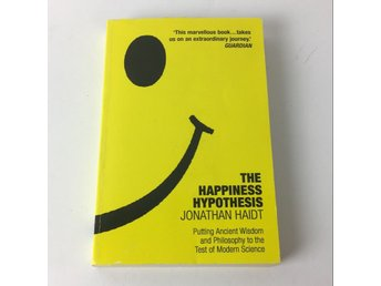 Bok, The happiness hypothesis - Jonathan Haidt