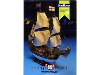 Billing Boats Katalog - Main Catalogue - 1993