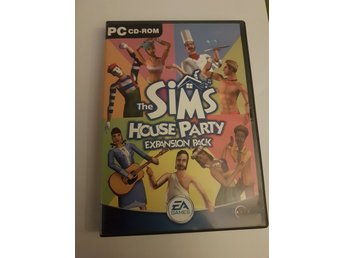 PC - The sims house party expansion pack