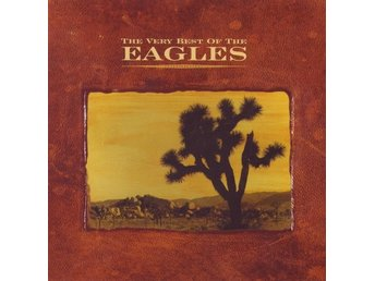 CD -Eagles ‎– The Very Best Of The Eagles