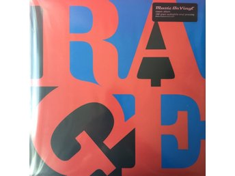 RAGE AGAINST THE MACHINE - RENEGADES 180G NY LP MINT