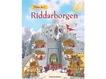 Bok Titta in i: Riddarborgen - ödåkra - Bok Titta in i: Riddarborgen - ödåkra