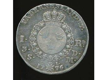1776 1 Rd/3DSM Stort Kors Gustav III s - Västra Frölunda - 1776 1 Rd/3DSM Stort Kors Gustav III s - Västra Frölunda