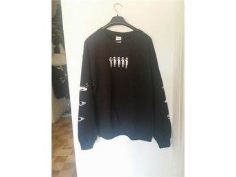 Sweatshirt från KoKopie space alien - Hammarstrand - Sweatshirt från KoKopie space alien - Hammarstrand