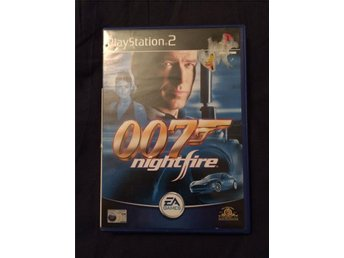 007: Nightfire - PlayStation 2