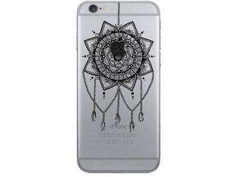 iPhone 7 PLUS - Mandala/Drömfångare - Stjärna Svart Henna - Mjölby - iPhone 7 PLUS - Mandala/Drömfångare - Stjärna Svart Henna - Mjölby