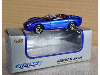 Jaguar XK180  - Welly - 1:60