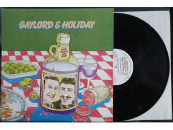 Gaylord & Holiday -Wine, Women And Song – LP