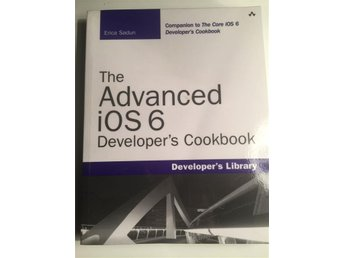 The advanced iOS 6 developers cookbook