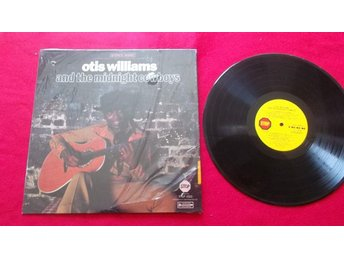 Otis Williams and the midnight cowboys LP
