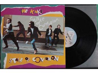 Kinks – State Of Confusion – LP - Norrahammar - Kinks – State Of Confusion – LP - Norrahammar