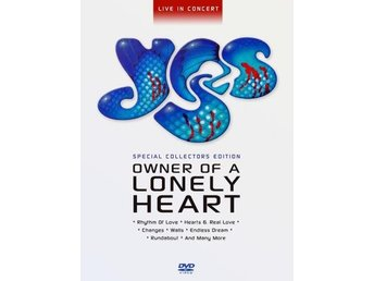 Yes: Owner Of A Lonely Heart (DVD) - Nossebro - Yes: Owner Of A Lonely Heart (DVD) - Nossebro
