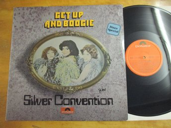"Silver Convention ""Get Up And Boogie"""