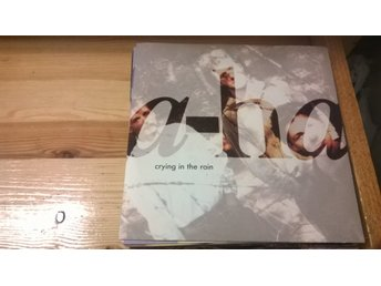 a-ha - Crying In The Rain, EP