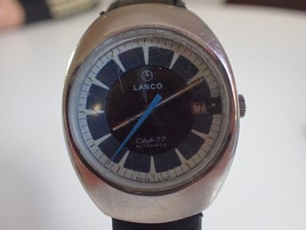 Lanco Club 77 automatic