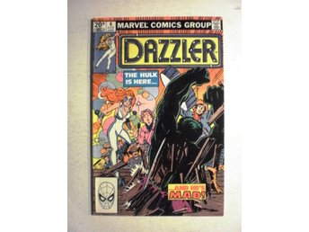 US Marvel - Dazzler vol 1 # 6 - pence variant in VF - Haderslev - Condition: Please take a good look at the picture(s) My opinion: VF - 8.0 ________________________________________________ If you are looking for other issues in this or other series, feel free to contact us. Maybe we can help :o) ____________ - Haderslev