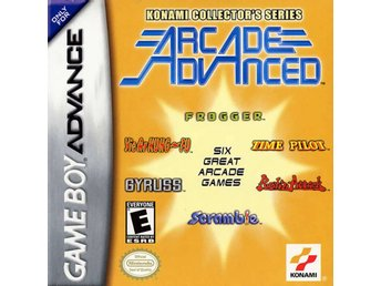 Konami Collectors Series Arcade Advanced - Gameboy Advance